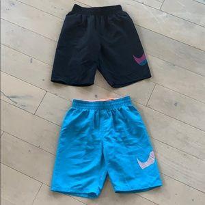 EUC Bundle Nike Boys Bathing suits